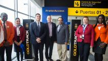 "Copa Airlines inaugura servicio ""Prefer Access / Gold Track""  en Tocumen"